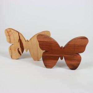 Frühlingdeko aus Holz