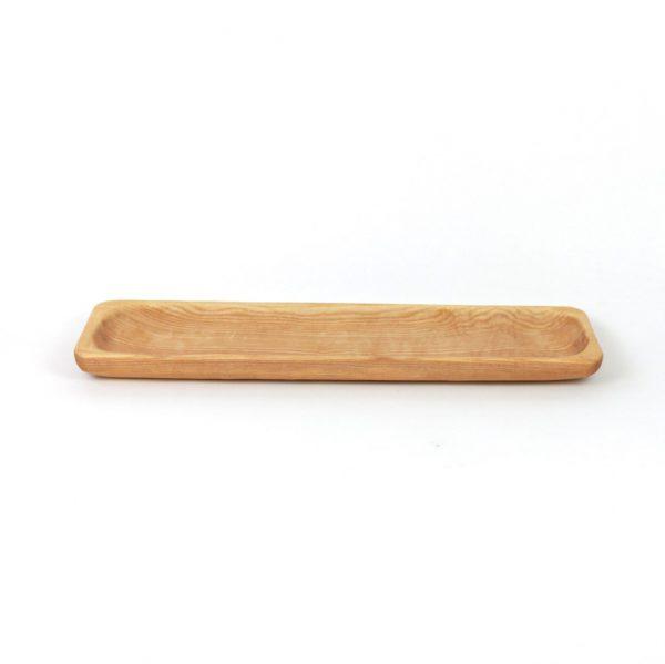Holzschale für Dekorationen