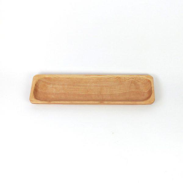 Dekoschale aus Holz handgemacht